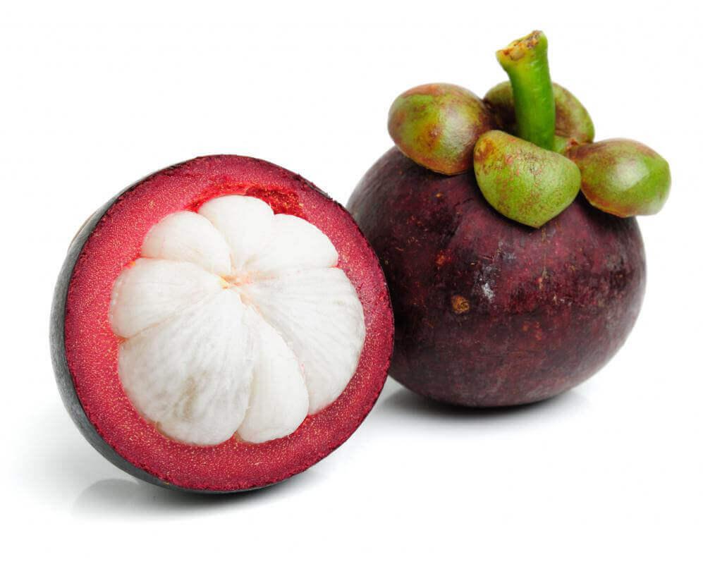 Фрукт мангостин, мангостан