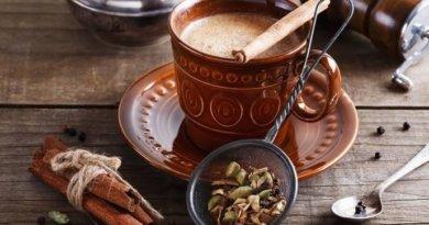 чай масала ингридиенты