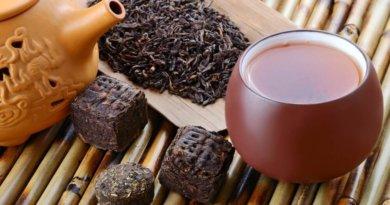 Чай пуэр что это и как выглядит
