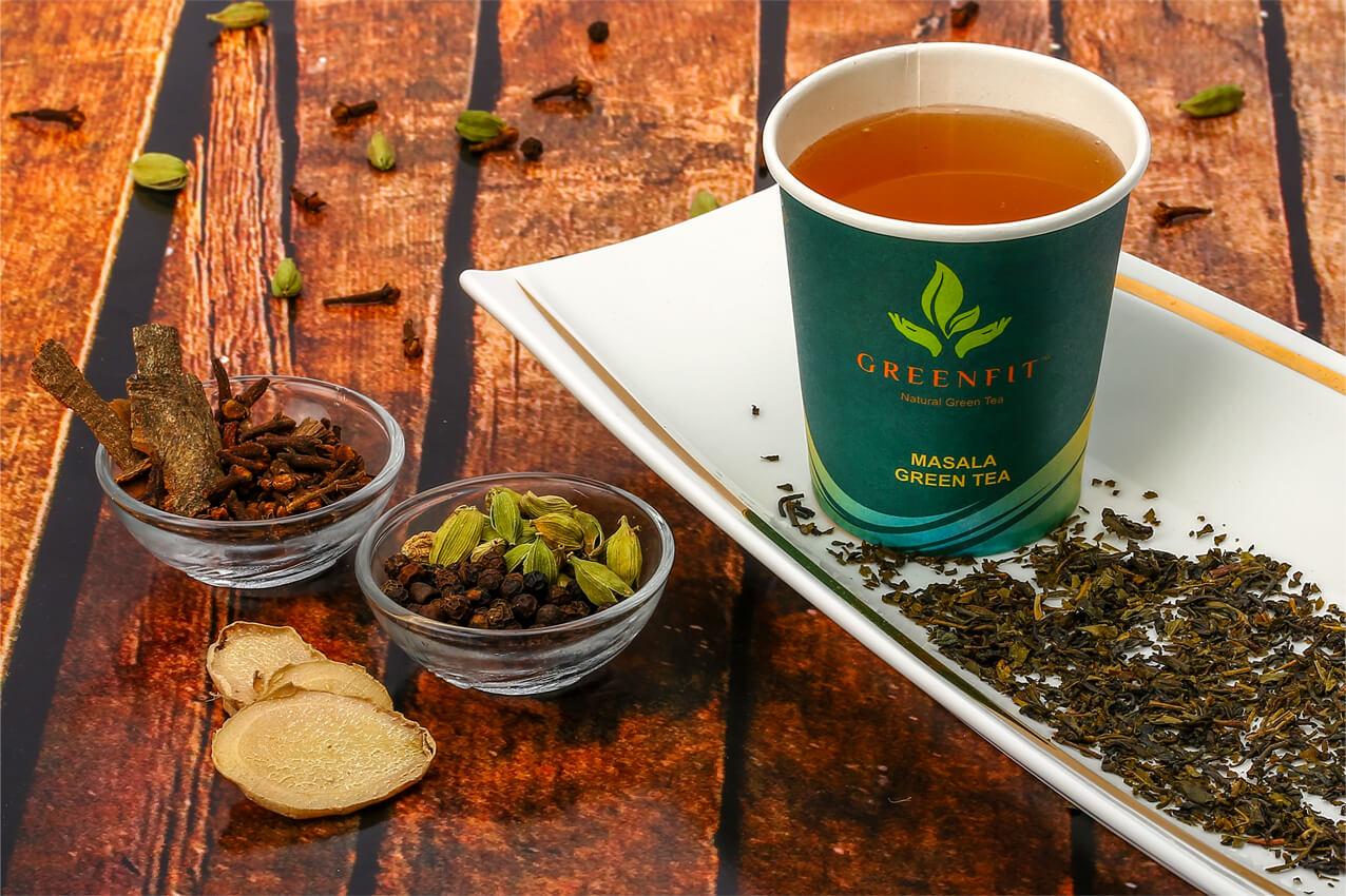 Чай масала зеленый рецепт