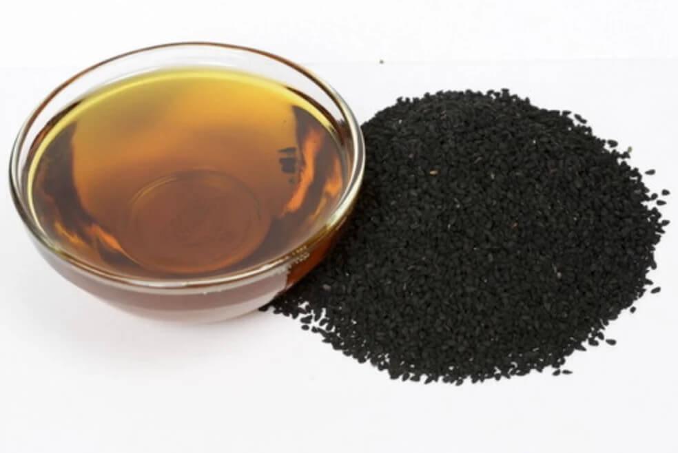 Черный тмин и масло после выжимки фото